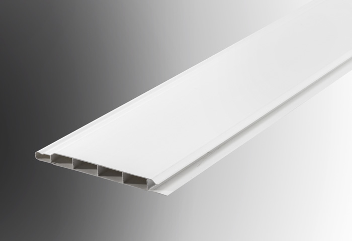 100mm Hollow Soffit Board Geoplas Plastic Building Products
